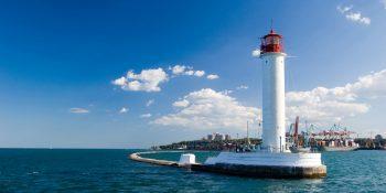 Путешествия по Украине. Одесса - жемчужина у моря