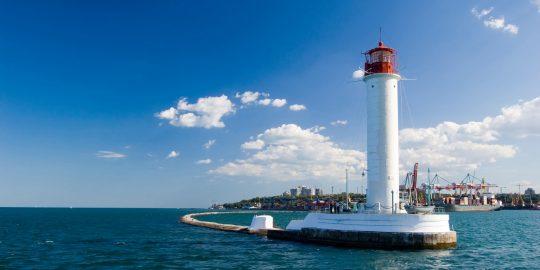 Путешествия по Украине. Одесса — жемчужина у моря