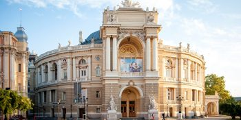 Самые популярные достопримечательности в Одессе