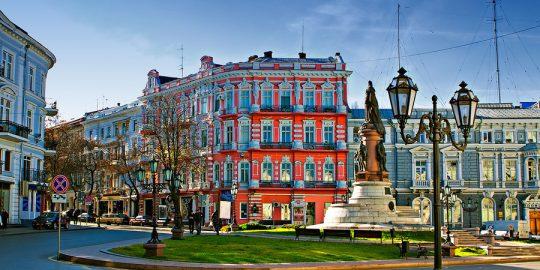 Топ 5 недорогих отелей в Одессе