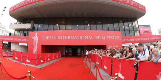 Знаменитый кинофестиваль Южной Пальмиры