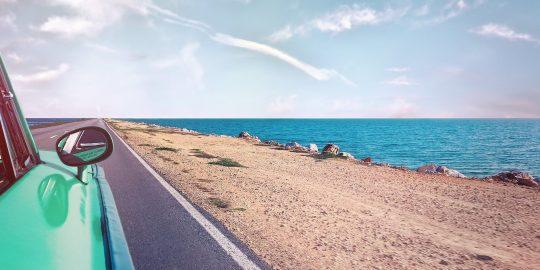 В Одессу на машине