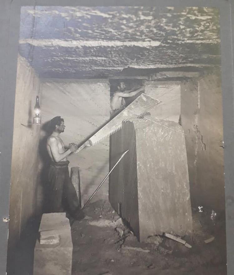 История одесских катакомб
