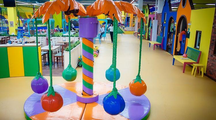 детский развлекательный центр «Планета»