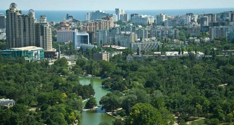 парк Победы в Одессе