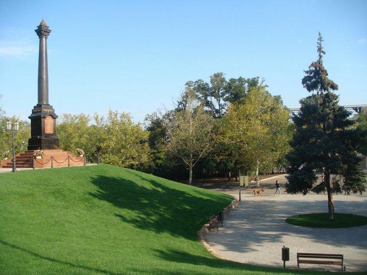 парк Шевченко Одесса