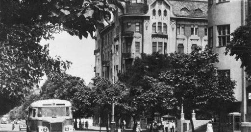 Історія однієї з найкрасивіших вулиць – Катерининська
